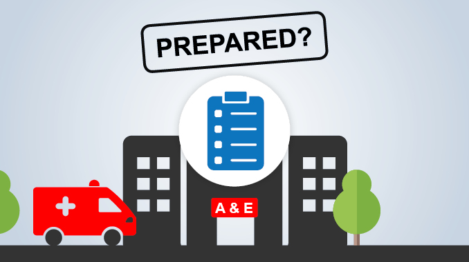 How prepared is your a e the mmp blog for Emergency numbers around the world